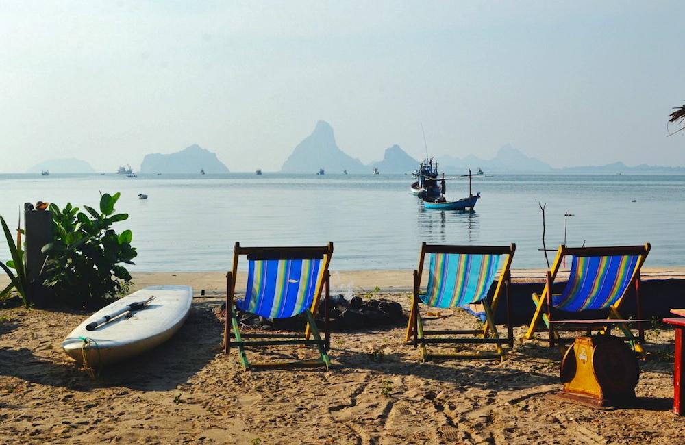 Thaimaan vähemmän tunnetut kohteet | Rantamaisema.