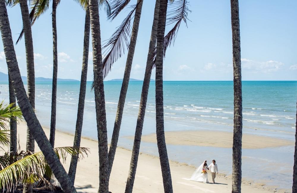 Unelmahäät palmun alla Australiassa