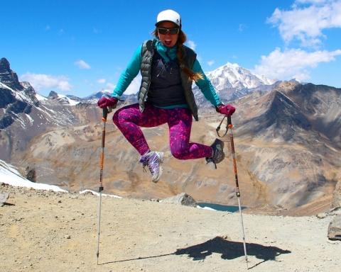 Vaellus Boliviassa