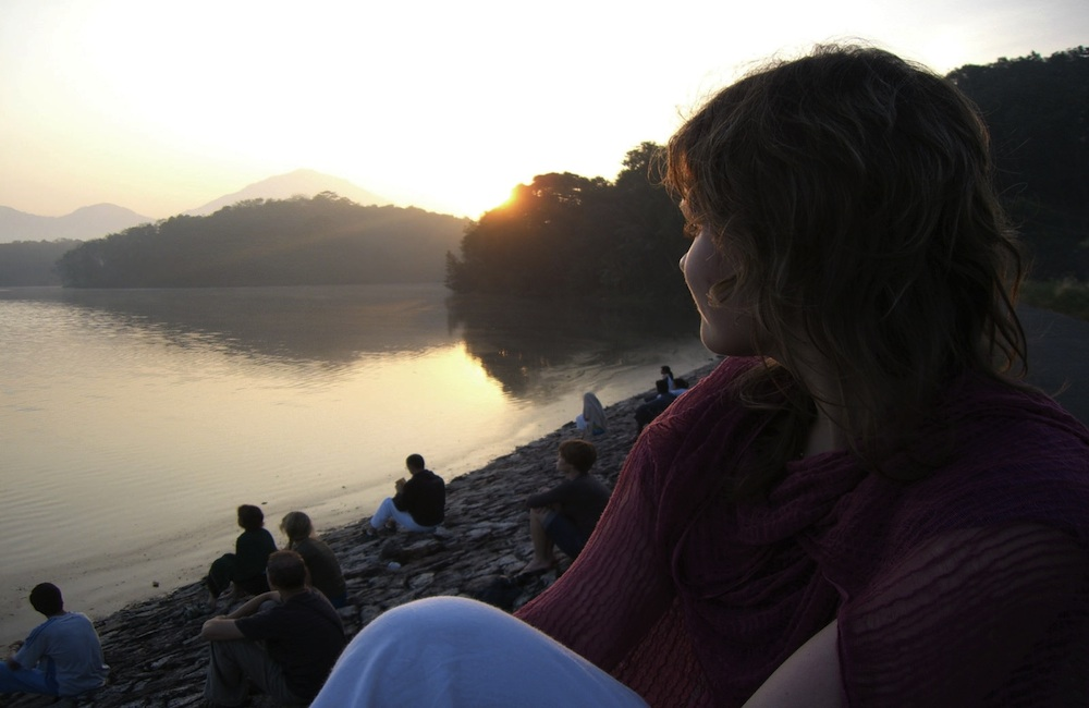Ashram Intia | Kokemuksia