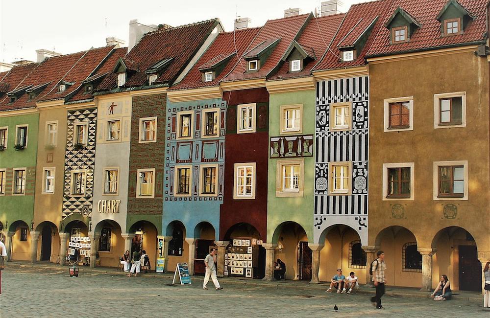 Minne Puolassa | Puolan kauneimmat kaupungit