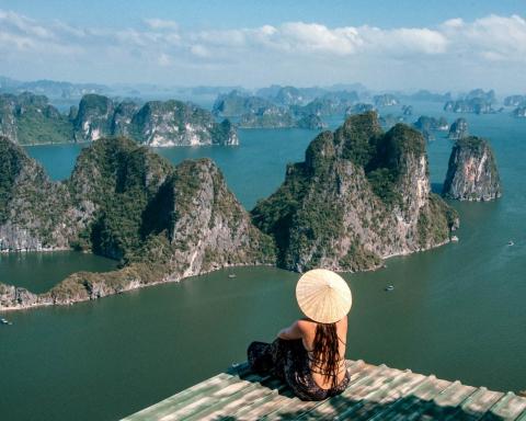 Vietnamin maisemat j aasian matkavinkit
