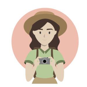 Seikkailijattaret matkailusivusto.