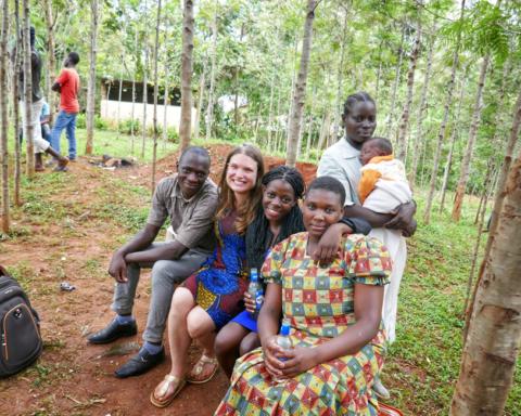 Vapaaehtoistyö ulkomailla | Kenia, Afrikka