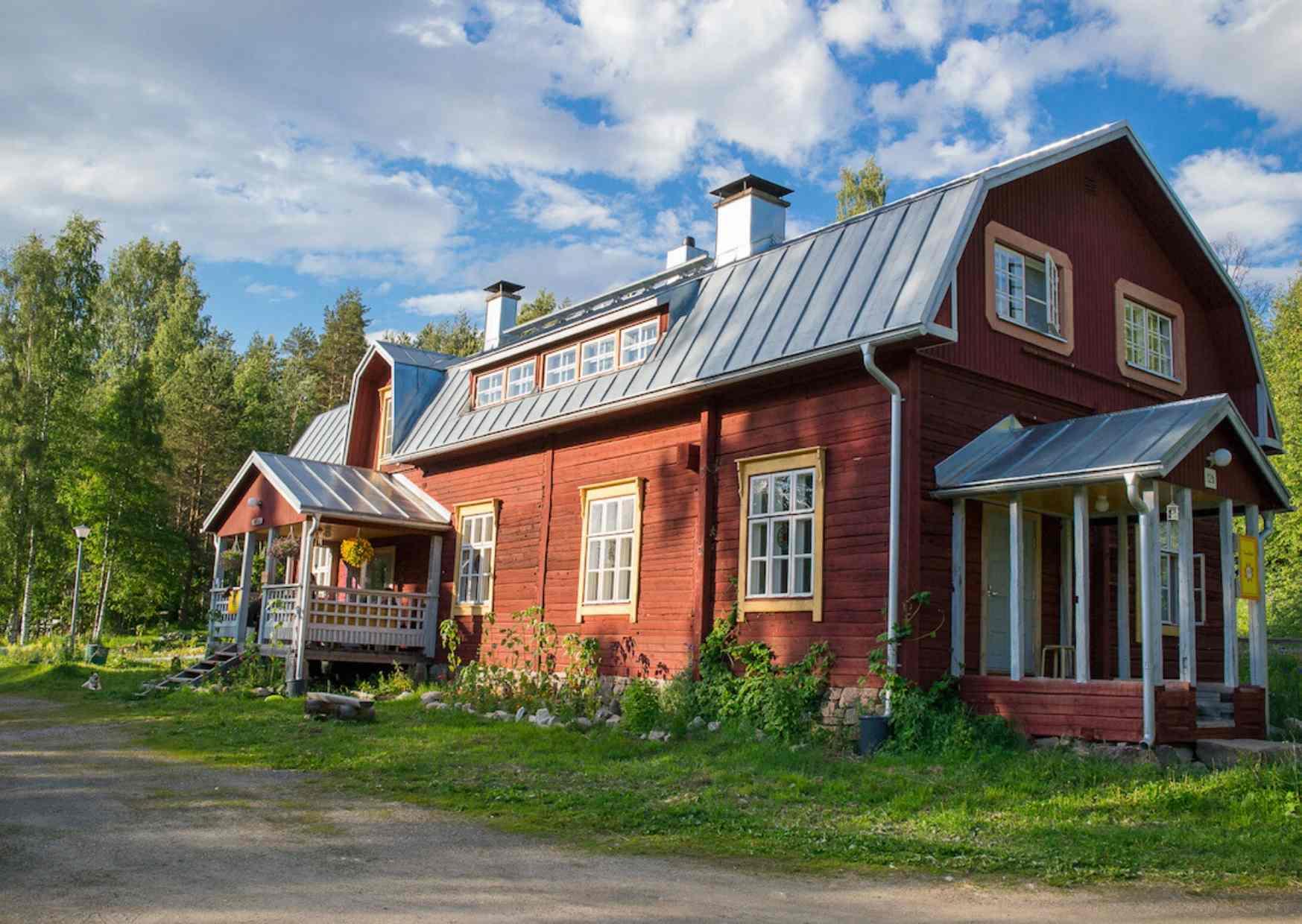 majoitus suomessa