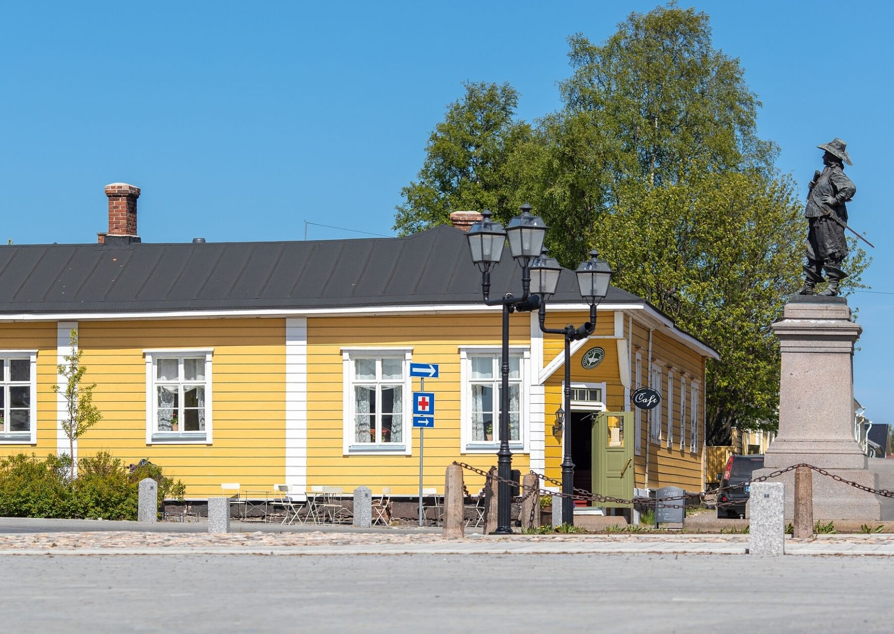 romanttinen majoitus suomessa | Langin kauppahuone
