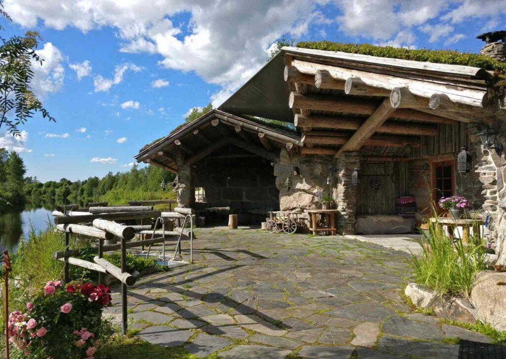 Persoonalliset majapaikat Suomessa | Lapuanjoen Rantakeidas